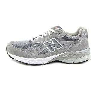 New Balance Womens W990GL3 Low Top Lace Up Running Sneaker