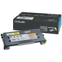 Lexmark C500H2YG Yellow High Yield Toner Cartridge For X502n - 3000 Pages