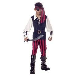Kids Cutthroat Pirate Boys Halloween Costume
