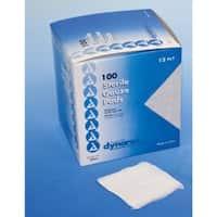 "Gauze - 4"" x 4"" Pads (Box of 100)"