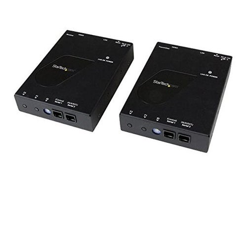 Startech Accessory St12mhdlan Hdmi Video Over Ip Ethernet Extender Kit 1080P