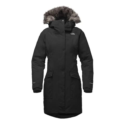 The North Face Women's Outer Boroughs Parka, Tnf Black, Large