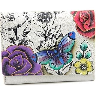 Anuschka 1750 Leather Wallet