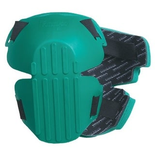 Tommyco PAD4000 Garden Landscaper Foam Kneepads With CoolMax, Green