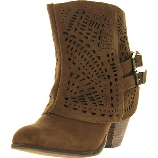 Naughty Monkey Womens Fashion Love Story Harness Boot