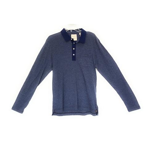 Biilly Reid long sleeve pullover 104-2554RK, Navy, L