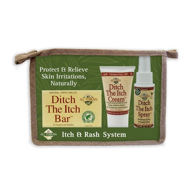 All Terrain Solution System Kit, Ditch The Itch, 3 Ounce
