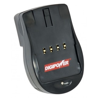 DigiPower DSLR-500C AC Charger - For Canon SLR  - 110 V AC, 220 V AC Input - Yes