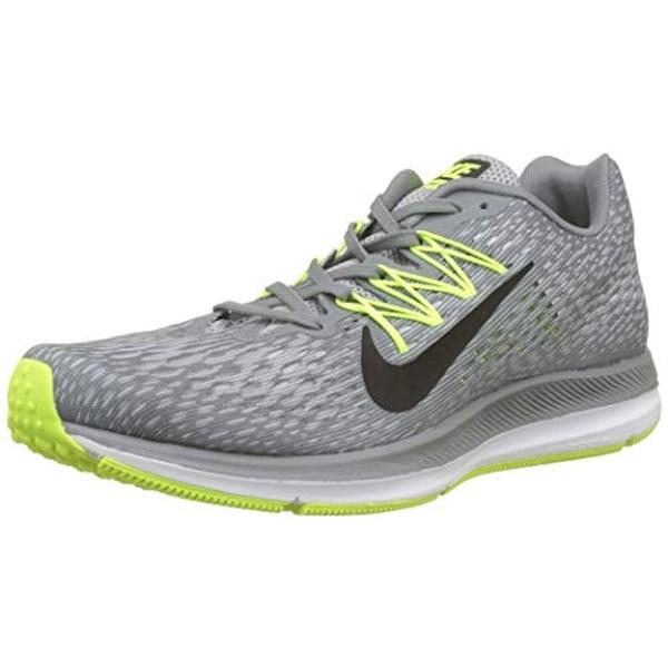 sale retailer 0dc31 ca25e Nike Men's Air Zoom Winflo 5 Running Shoe, Cool Grey/Black-Wolf Grey-Pure  Platinum, 10.5