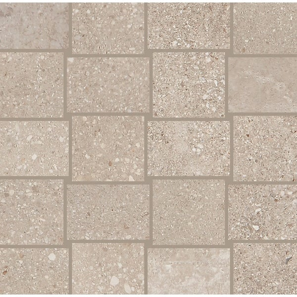 "Daltile 24481PK Museo - 46-15/16"" x 23-3/8"" Rectangle Ceiling, Floor, and Wall Tile - Unpolished Visual - Sold by Carton (15.26"