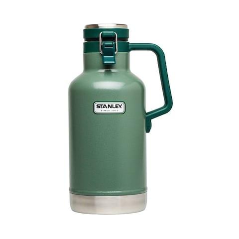 Stanley 10-01941-063 Vacuum Growler, Stainless Steel, 64 Oz.