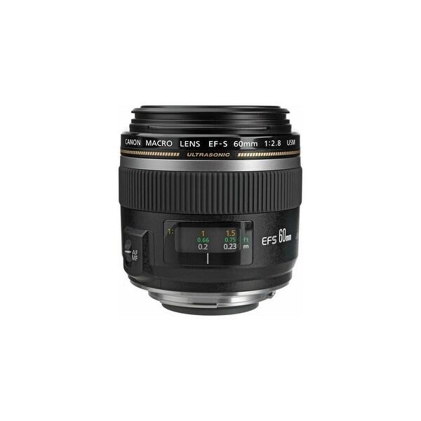 Canon EF-S Macro Lens Canon EF-S 60mm f/2.8 Macro USM Lens - f/2.8