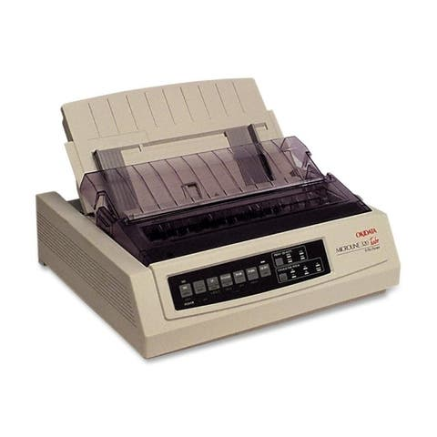Okidata 62411602 ml320 turbo 230v - mono - dot-matrix printer - 9-pin printerhead - up to 435cps - Beige