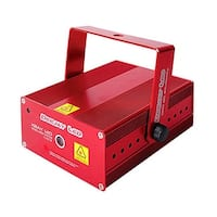DEEJAY LED XRAY120 40mV Micro Laser System - Red - Green