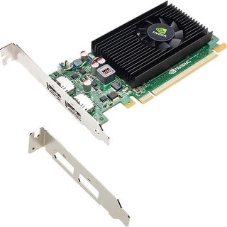 PNY Quadro NVS 310 Graphic Card - 1 GB DDR3 SDRAM - PCI Express (Refurbished)