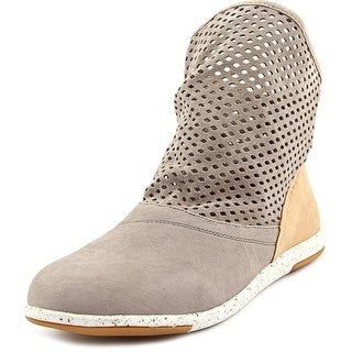 Emu Australia Numeralla Women  Round Toe Leather  Boot