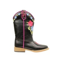 0d4100e93795e5 Shop Durango Western Boots Girls Rhinestone Cowboy Heel Pink Bling ...