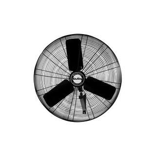 """Air King 9025  25"""" 5130 CFM 3-Speed Industrial Grade Wall Mount Fan"""