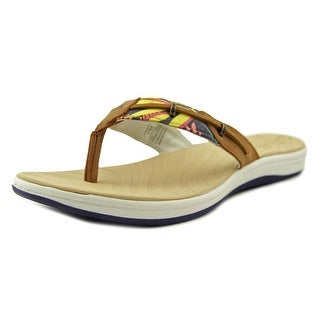 Sperry Top Sider Seabrook Surf Women Open Toe Synthetic Thong Sandal
