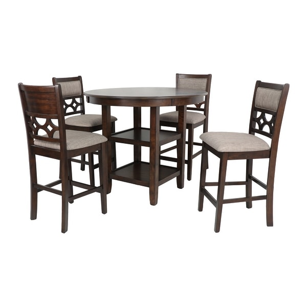 Mitchell 5 Pc Counter Set-Cherry. Opens flyout.