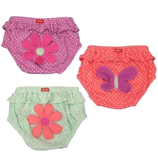 Farm Girl Western Underwear Girls Flowers Cover Multi Color F41148009 - 6 m