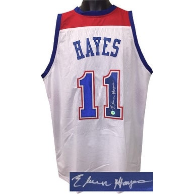 14ec97af0e6e Shop Elvin Hayes signed White TB Custom Stitched Pro Style Basketball Jersey  XL - Free Shipping Today - Overstock - 19868372
