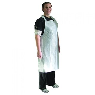 AMMEX PA1.75 Disposable Poly Aprons (Case of 200 units)