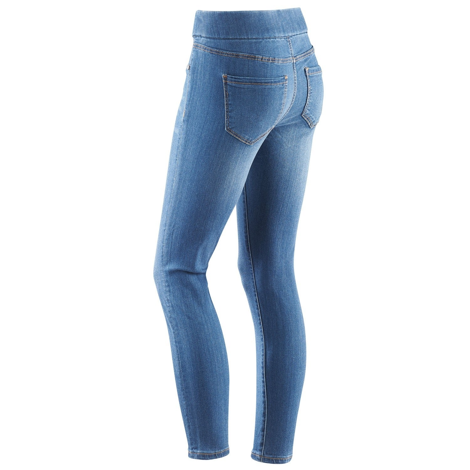 41935aefc7843 Shop Liverpool Jeans Company Women's Pull-On Ankle Length Denim Pants -  Free Shipping Today - Overstock - 20652877