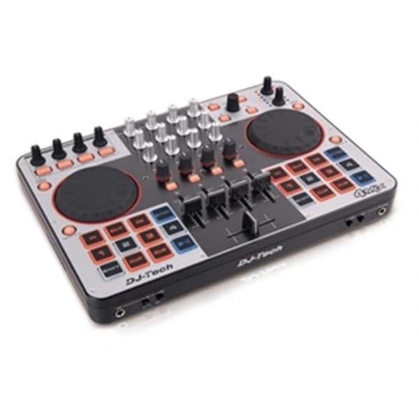 FIRST AUDIO MANUFACTURING 4MIX USB MIDI DJ Controller