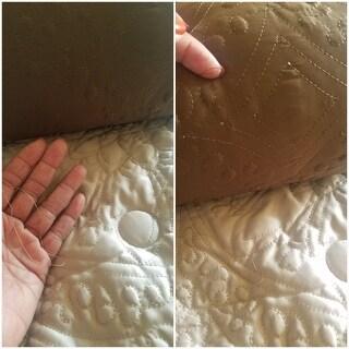 Madison Park Melanie Beige 9-piece Comforter Set