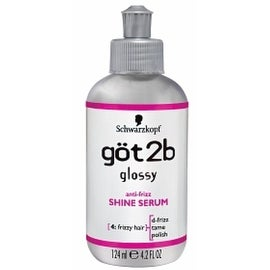 got2b Glossy Anti-Frizz Shine Serum 4.2 oz