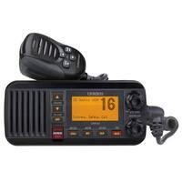 Uniden UM435 Fixed Mount VHF Radio - Black