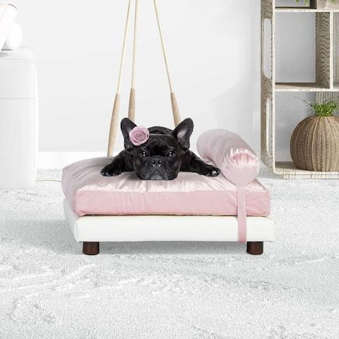 Club Nine Pets Milo Collection Orthopedic Pet Bed