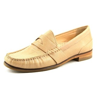 Cole Haan Laurel Round Toe Leather Loafer