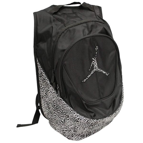 Nike Jordan Jumpman Elementary Elephant Print Students Large Backpack with  Laptop Sleeve 9A1414 35acf834e2b92