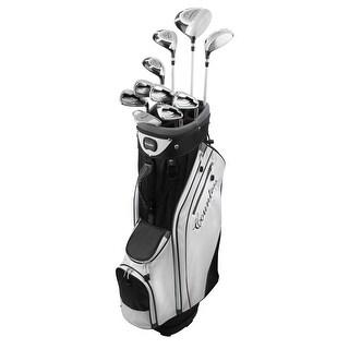 Powerbilt Countess Platinum 15 Piece Ladies Golf Package Set +1 Inch Length (RH)