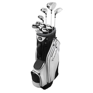 Powerbilt Countess Platinum 15 Piece Ladies Golf Package Set - Petite Length (RH)