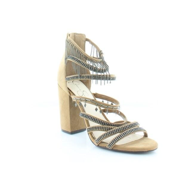 Jessica Simpson Katalena Women's Heels Honey Brown - 10