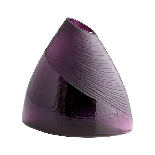 Shop Cyan Design Small Mount Amethyst Vase Mount Amethyst 1075 Inch