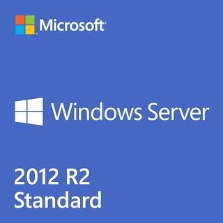 Microsoft Oem Software - P73-06165 - Server Standard 2012 R2 2Cpu X