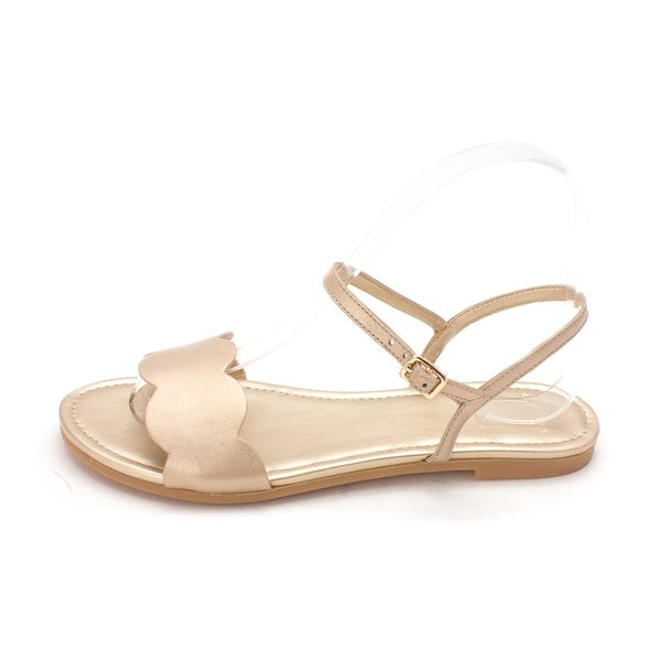 Cole Haan Womens Coltsam Open Toe Casual Ankle Strap Sandals - 6