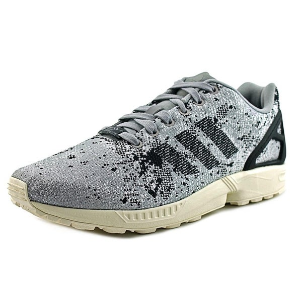 Adidas ZX Flux Weave Men Ltonix/Cblack/Ftwwht Sneakers Shoes