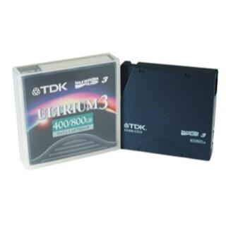 TDK LTO, Ultrium-3, 400GB/800GB no labels in case