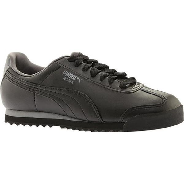 e327fd2837242a ... Men s Shoes     Men s Sneakers. PUMA Men  x27 s Roma Basic Puma Black Quiet  Shade