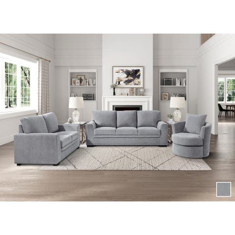 Tolani 3-Piece Living Room Set