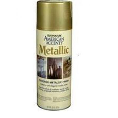 American Accents 202719 Designer Metallic Spray, 12 Oz
