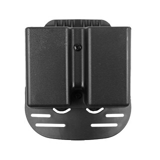 Uncle mikes 51362 uncle mikes 51362 kydex paddle dbl row dbl mag case