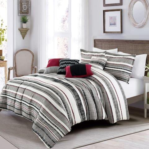 Catava Luxury 7 piece comforter set
