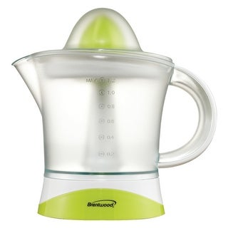 Link to Brentwood 1.2 Lt. Citrus Juice Extractor Similar Items in Kitchen Appliances