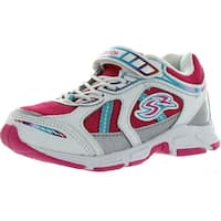 Stride Rite Girls Sadi Sneakers - White/Multi